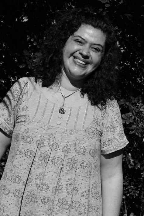 Luciana Pontes (Lu). Foto @Mandyh Castro